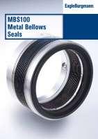 Leaflet MBS100 Metal bellows seal